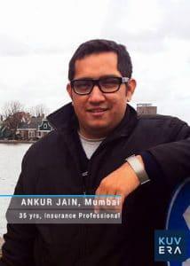 Ankur Jain Happy Kuverian